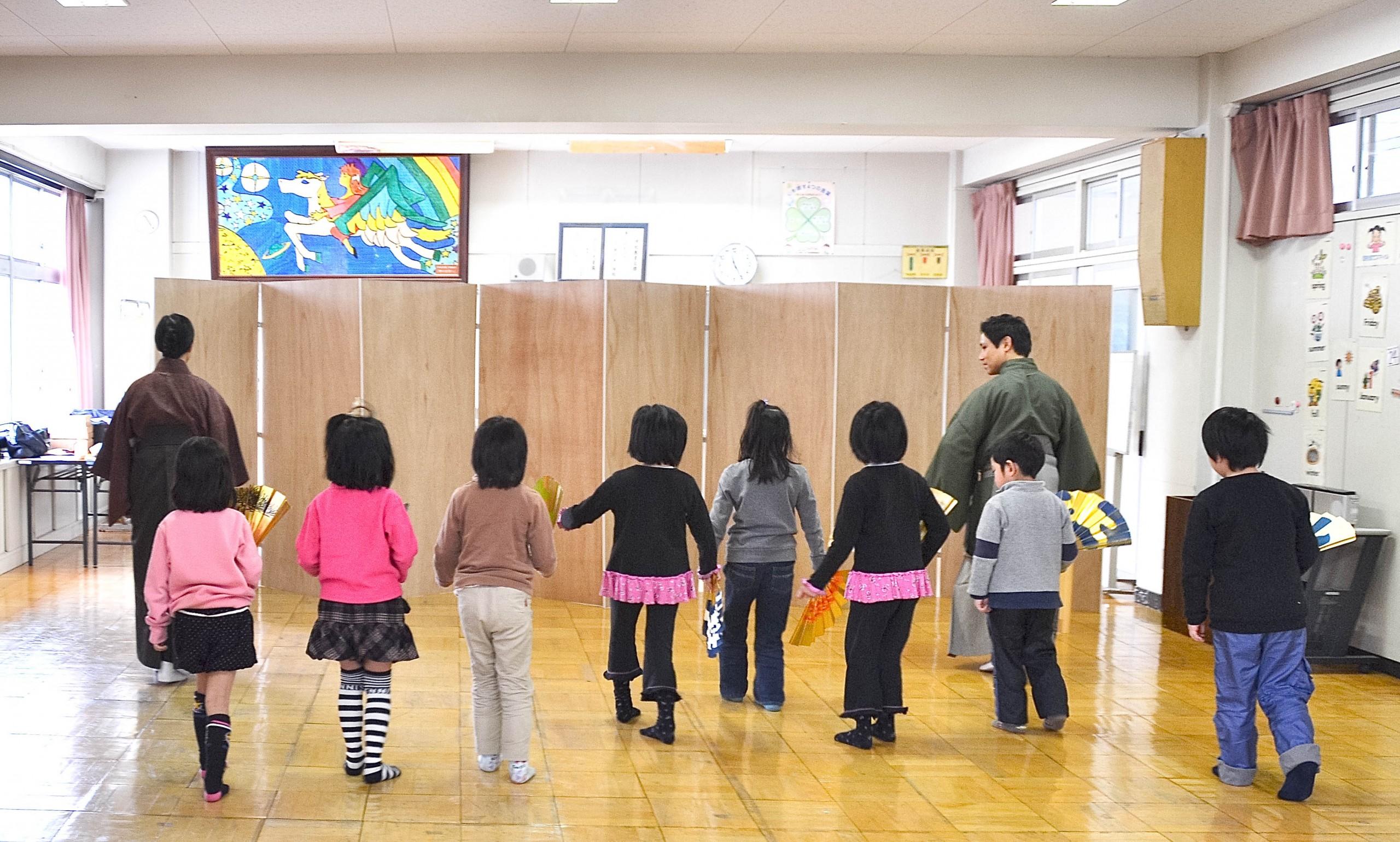 小学校開催